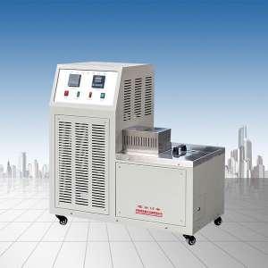 青海DWC-80/-80℃冲击试样低温槽