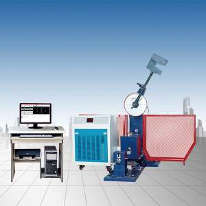 青海JBDW-300D微机控制全自动超低温冲击试验机