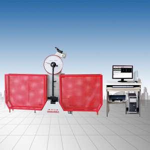 JBW-500B/500J微机屏显半自动冲击试验机